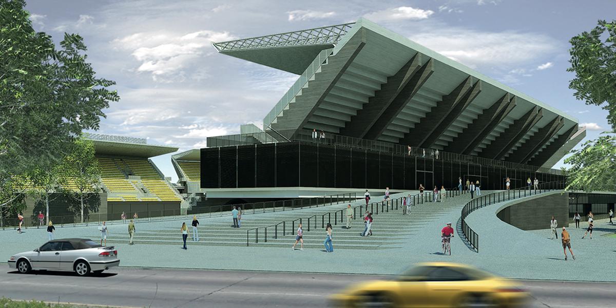 Estadio Olímpico de la U. de G.