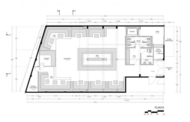 Main Room-Planta